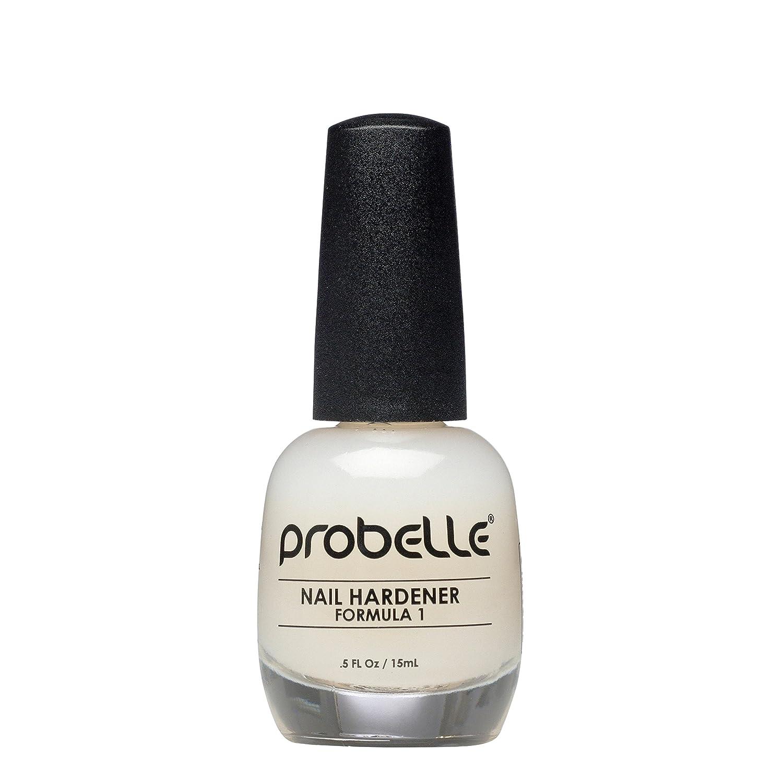 Probelle Nail Hardener Formula 1  Grows and Restores thin cracking and peeling nails 5 fl oz 15 mL