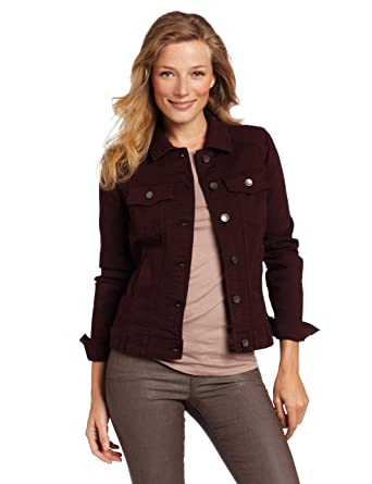 3c4bfc41e0f4 KUT from the Kloth Women s Colored Denim Jacket at Amazon Women s ...