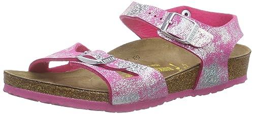 Sandalen Birkenstock Rio Pink Kinder