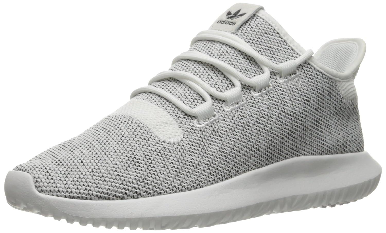 1a44c1f0fe44 italy adidas originals mens shoes tubular shadow knit fashion sneakers  white white black 8 m us