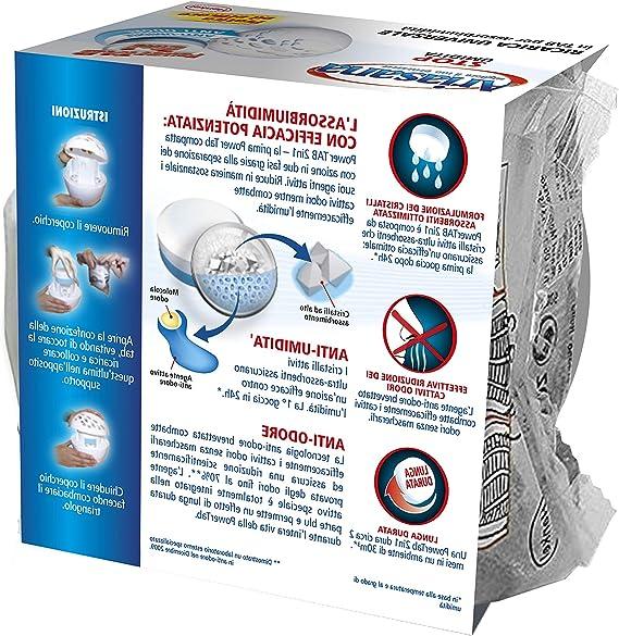 Ariasana 920587 Ricarica assorbiumidit/à Power Tab Micro 300 g, Inodore
