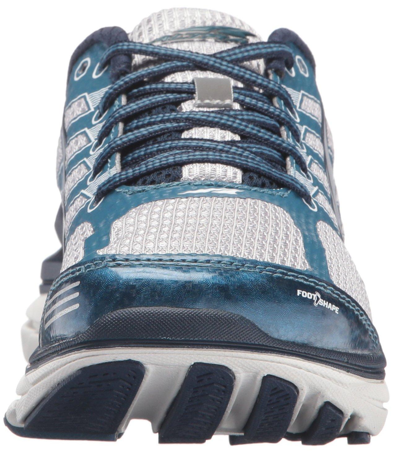 Altra Provision 3.0 Women's Road Running Shoe B01HNJV01I 7.5 B(M) US|Silver/Blue
