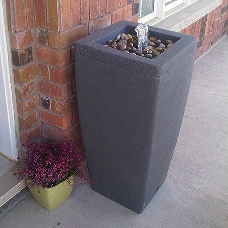 Amazon.com: Algreen Madison Fuente de 49 galones: Jardín y ...