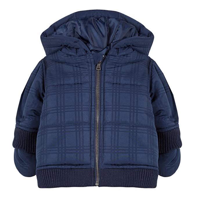 1630470192d2 Absorba Baby Boys' Coat: Amazon.co.uk: Clothing