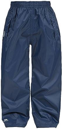 014f7b61036d2 Trespass Kids Packup Waterproof Trousers: Amazon.co.uk: Clothing