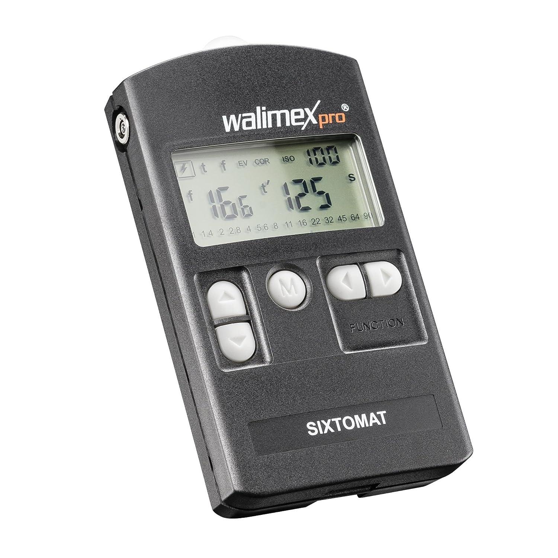 Fotómetro Walimex Pro Sixtomat F2