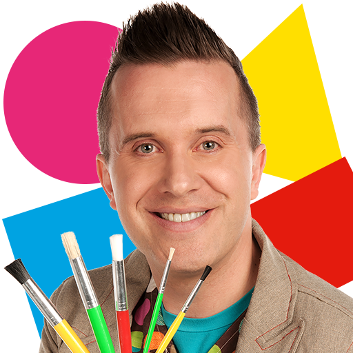 - Mister Maker: Let's Make It! - Design, Draw, Paint, Make and Play