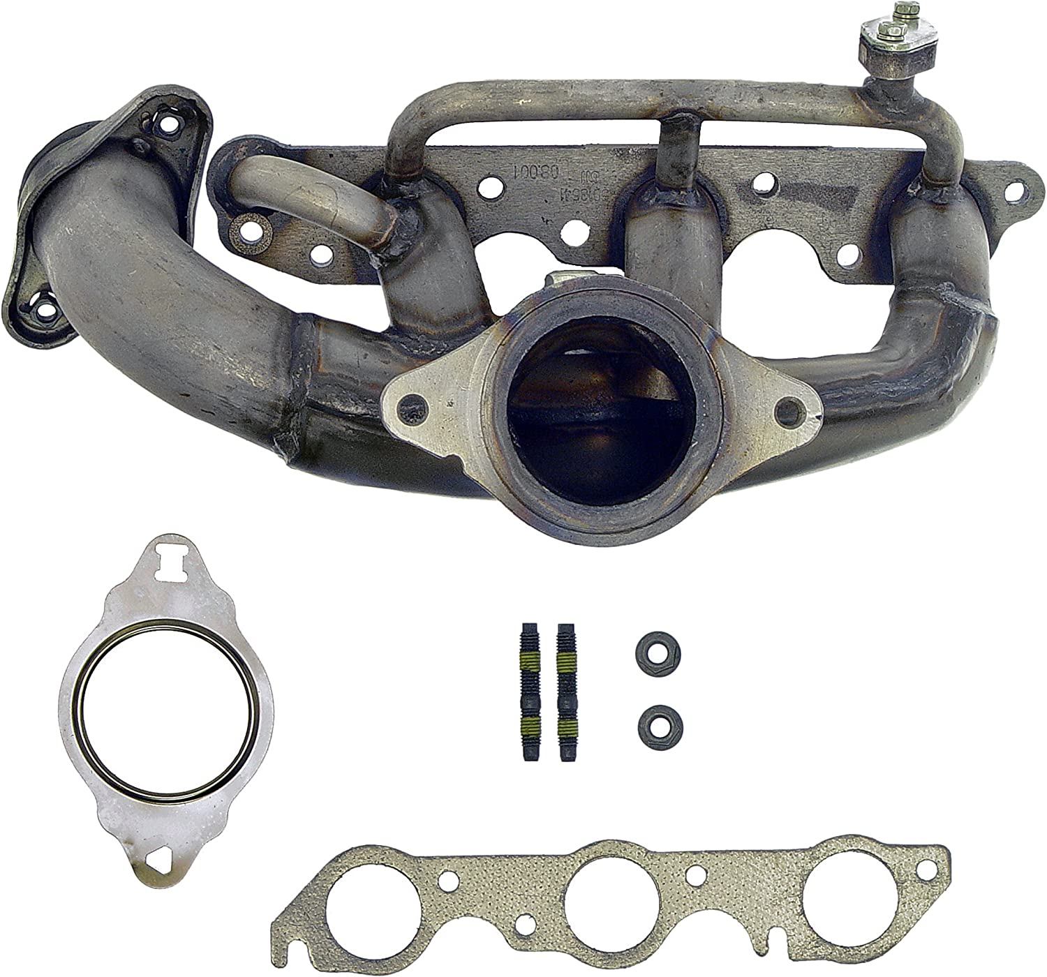Dorman 674-186 Rear Exhaust Manifold Kit For Select Ford Models