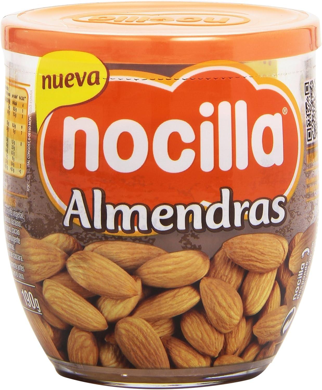 Nocilla Almendras - 190 gr