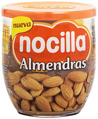 Nocilla - Almendras - Crema de cacao - 190 g