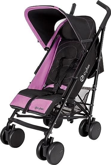 Amazon Com Cybex 2010 Onyx Black Stroller Berry Infant Car