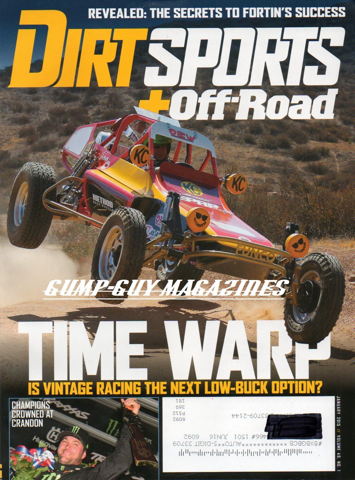 Dirt Sports+Off-Road Magazine January 2015 TIME WARP IS VINTAGE RACING THE NEXT LOW-BUCK OPTION? Revealed: Secrets To Fortin's Success CHAMPION'S CROWNED AT CRANDON pdf epub