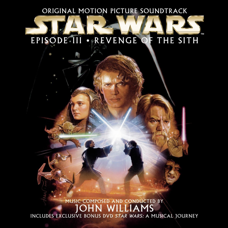 John Williams Williams John Star Wars Episode Iii Revenge Of The Sith Original Motion Picture Soundtrack Amazon Com Music