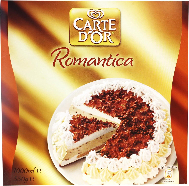 Carte DOr Tarta Romántica Helada , 1 litro: Amazon.es ...