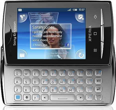 Sony Ericsson Xperia X10 Mini Pro Smartphone (Pantalla DE 6,6 cm/2 ...