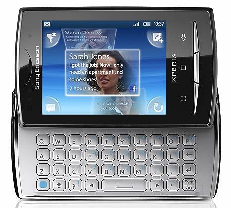 Sony Ericsson Xperia X10 Mini Pro Smartphone (Pantalla DE 6,6 cm/2