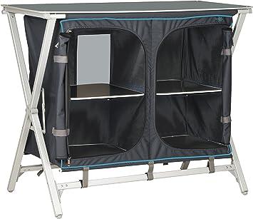 Bo-Camp Solid Deluxe – Mueble de Cocina Antracita 100 x 50 x ...