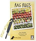 Rusty Crow Quilt Shop Rag Rugs with Tool Ptrn