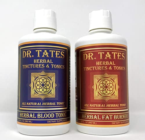 Dr. Tates Herbal Weight Loss Program Dr. Stephen Tates Herbal Fat Burner and Herbal Blood Tonic Works