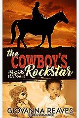 The Cowboy's Rockstar: Mpreg Romance (Black Meadow Ranch Book 2) Kindle Edition