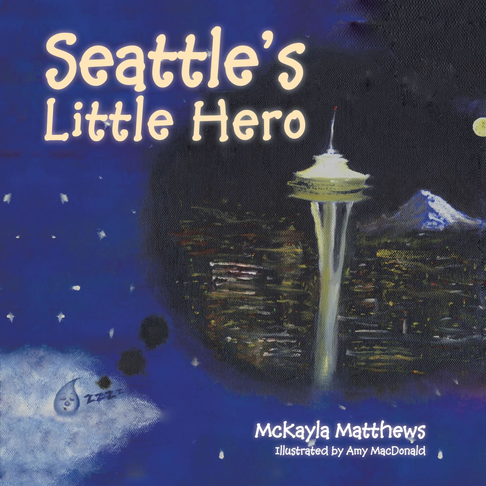 Seattle's Little Hero pdf epub