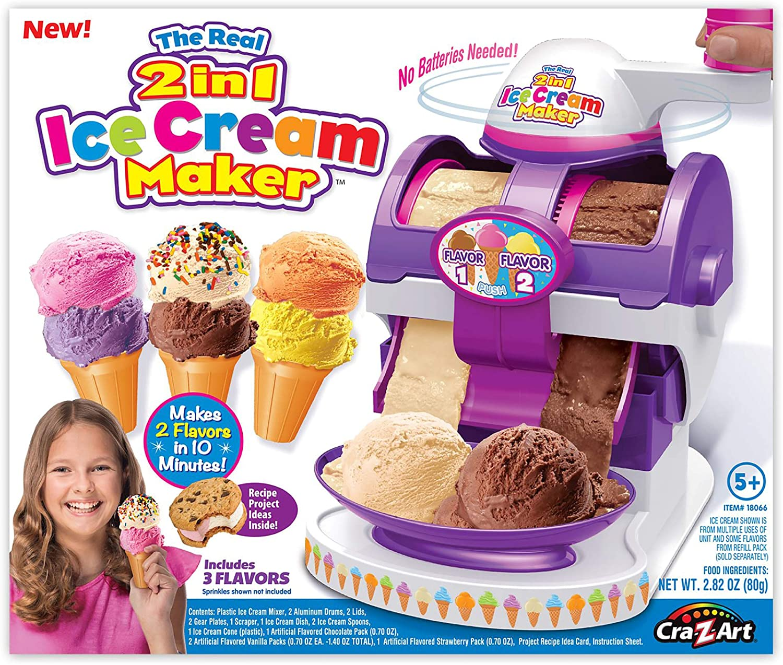 Cra-Z-Art The Real Ice Cream Maker