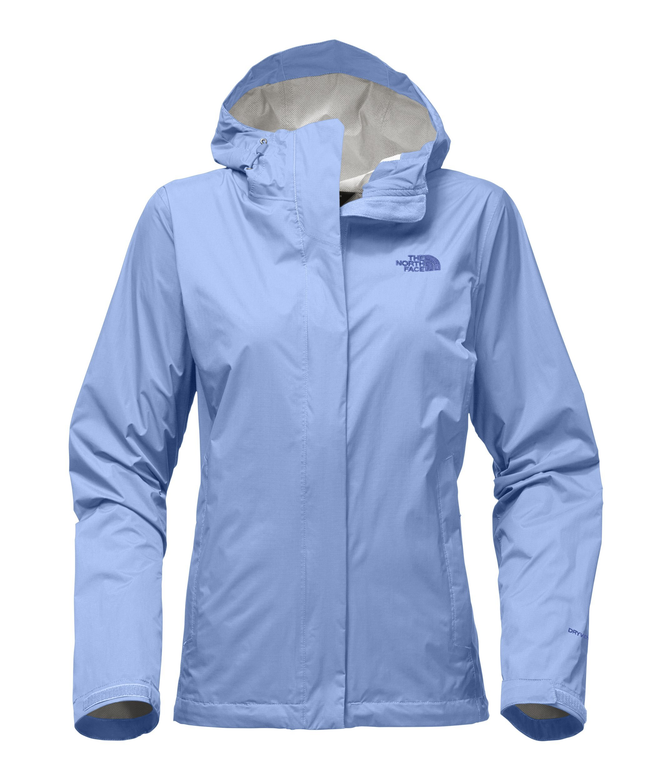 The North Face Women's Venture 2 Jacket Collar Blue - M