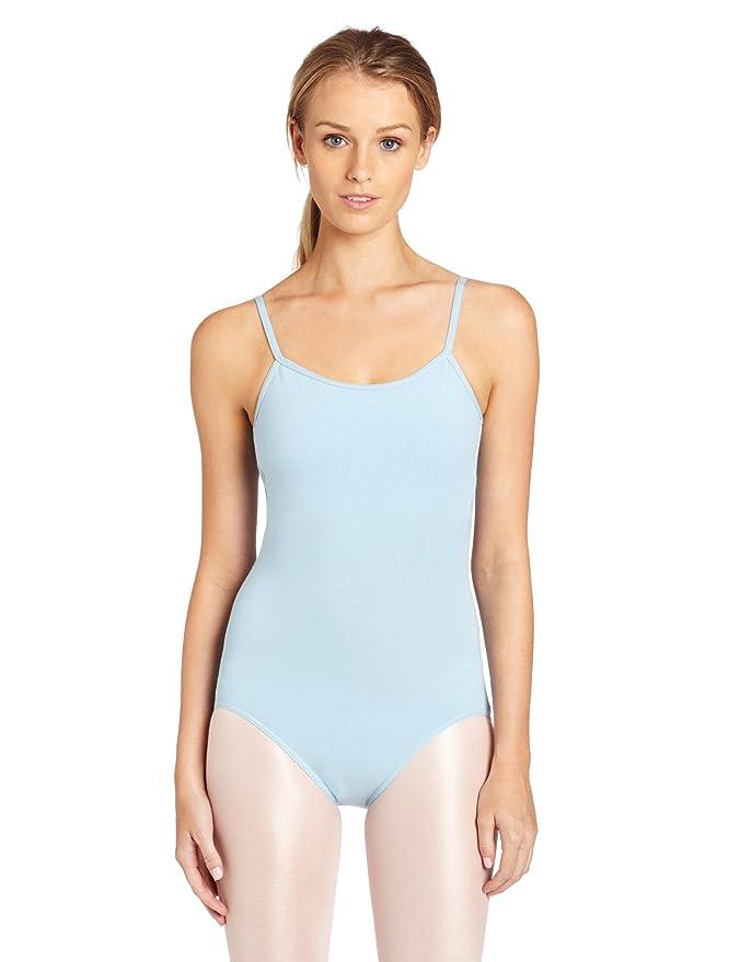 0bcac6840d6bd Amazon.com: Capezio Women's Camisole Leotard With Adjustable Straps:  Clothing