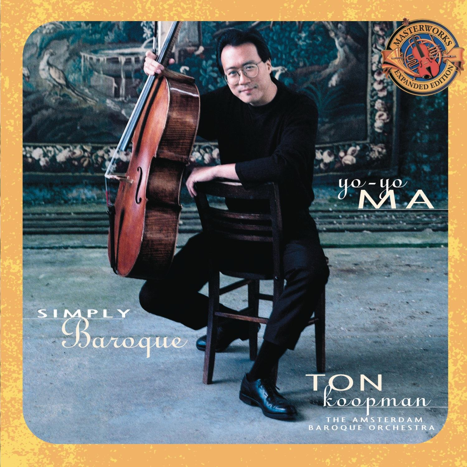 Simply Baroque - Expanded Edition by Sony Classical