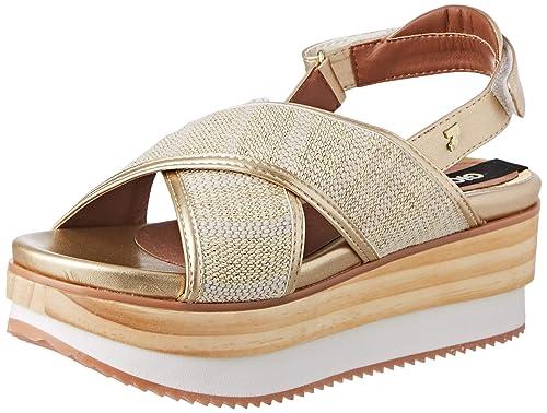 0ae81c61 GIOSEPPO 47651, Sandalias con Plataforma para Mujer: Amazon.es: Zapatos y  complementos