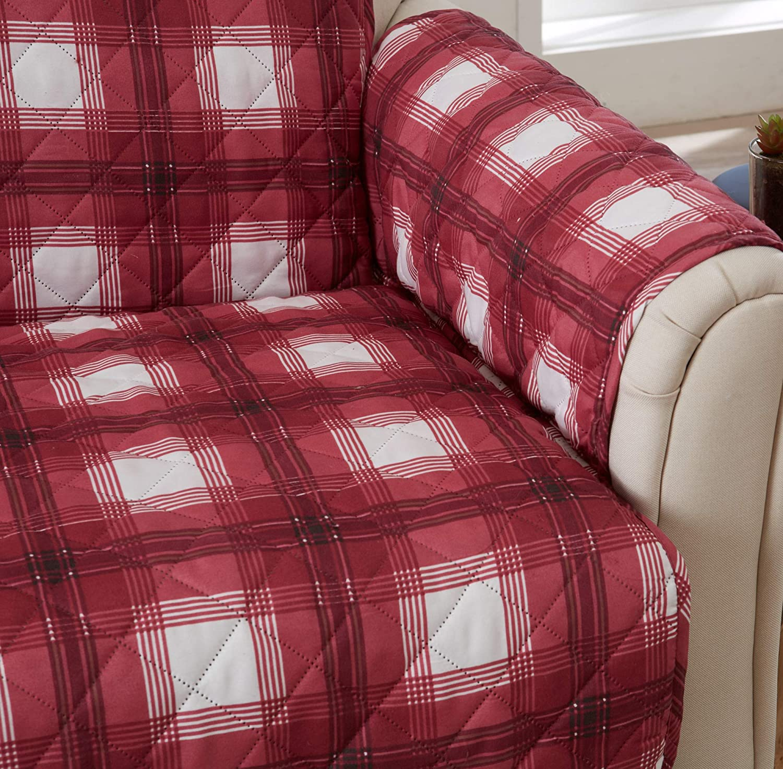 Amazon.com: Great Bay Home - Protector de muebles reversible ...