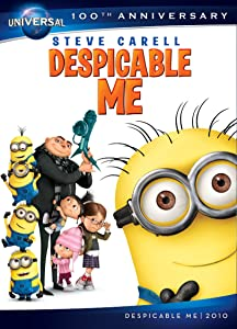 Despicable Me [DVD + Digital Copy] (Universal's 100th Anniversary)