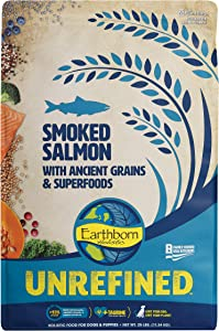 Earthborn Holistic Unrefined with Ancient Grains & Superfoods Dry Dog & Puppy Food