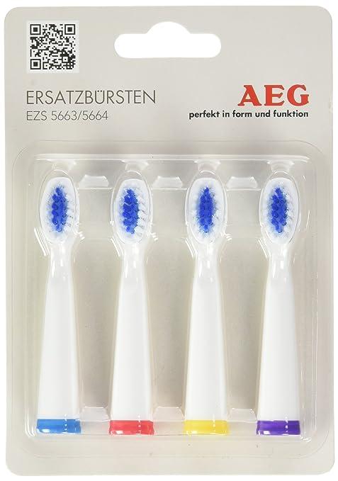AEG EZB 5663/5664 - Cabezal de repuesto (4 unidades)