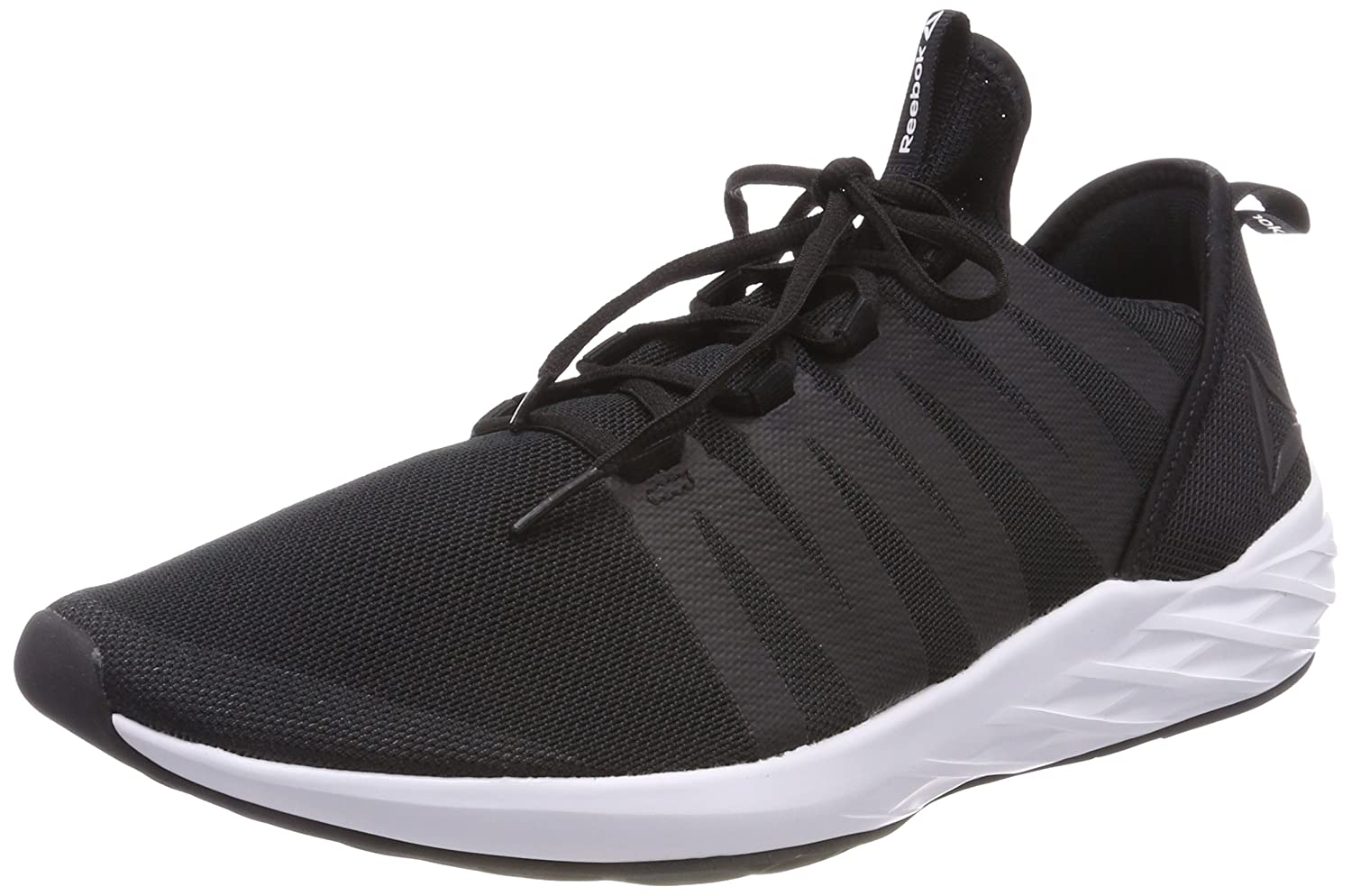 Reebok Astroride Future, Zapatillas de Trail Running para Hombre 41 EU|Negro (Black/Ash Grey/White 000)