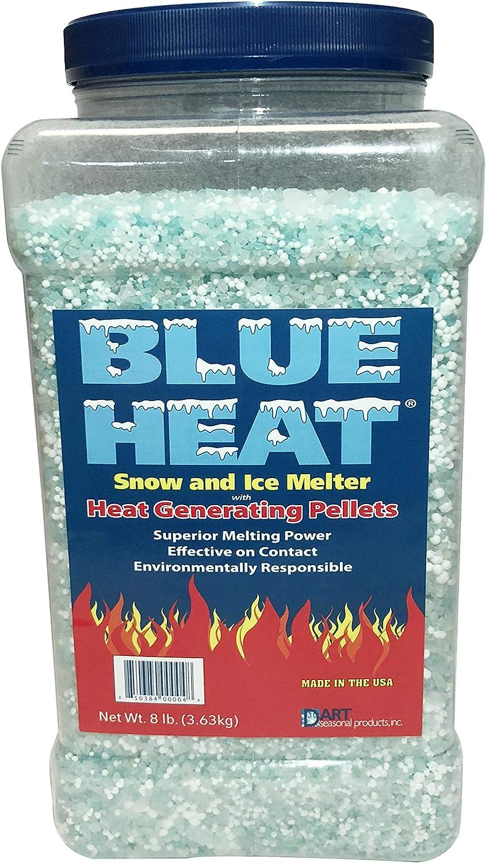 Blue Heat Snow and Ice Melt