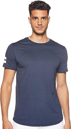 TALLA M. Jack & Jones Jcoboro tee SS Crew Neck Camiseta para Hombre