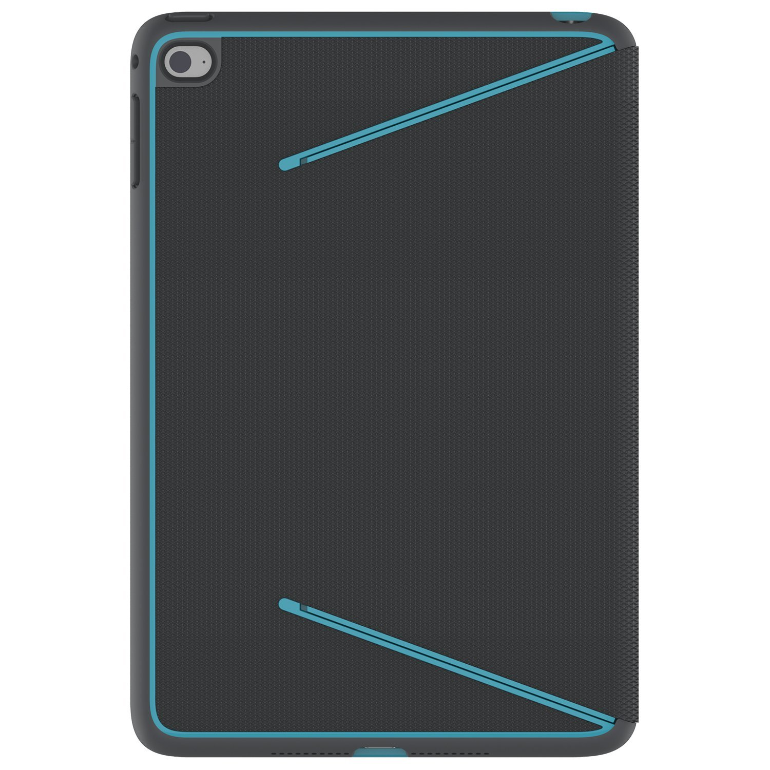 online retailer 7d0d3 f5ad8 Speck Products DuraFolio Case and Stand for iPad Mini 4, Slate Grey ...