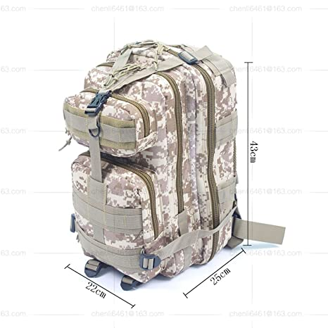 Mochilas de senderismo mochilas militares bolsas de los 30L ...