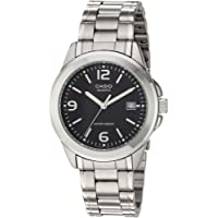 Casio Men's MTP1215A-1ACR Stainless Steel Watch