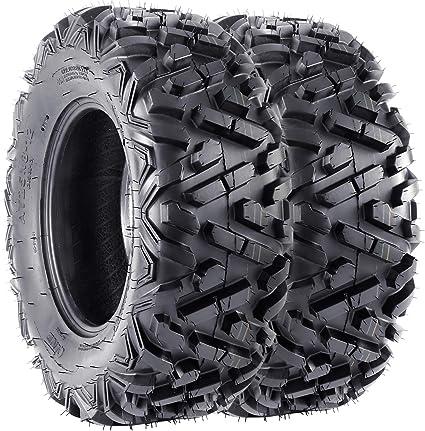 One New WANDA  ATV Tire AT 25x10-12  25x10x12 6PR P350-10165