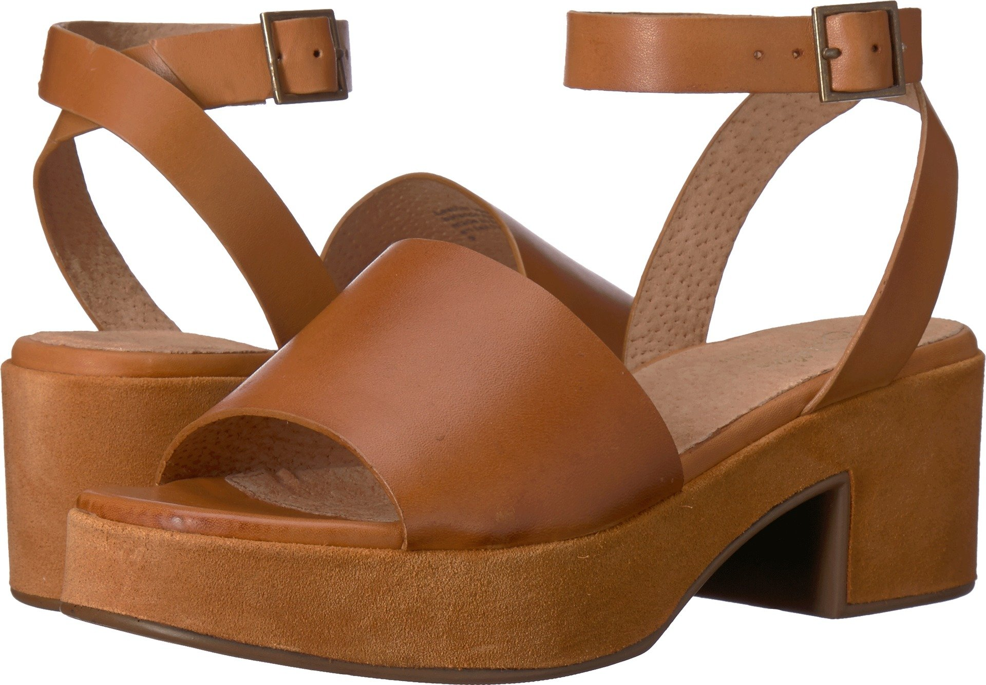 Seychelles Women's CALMING Influence Tan Leather/Suede 6.5 M US