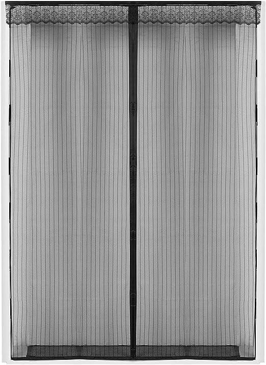 Tenda Zanzariera magnetica 140x240 OFFERTISSIMA BEIGE per finestre porte