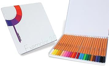 Amazon.com: Colored Pencils for Artists. Premiere Set of 24 Art ...
