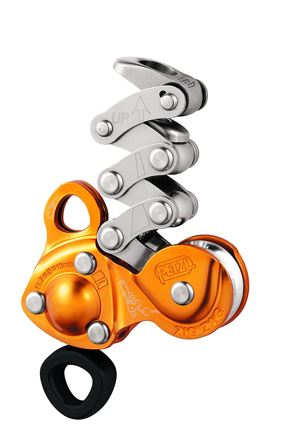 Mechanical Prusik for Tree Care D22A PETZL Zigzag