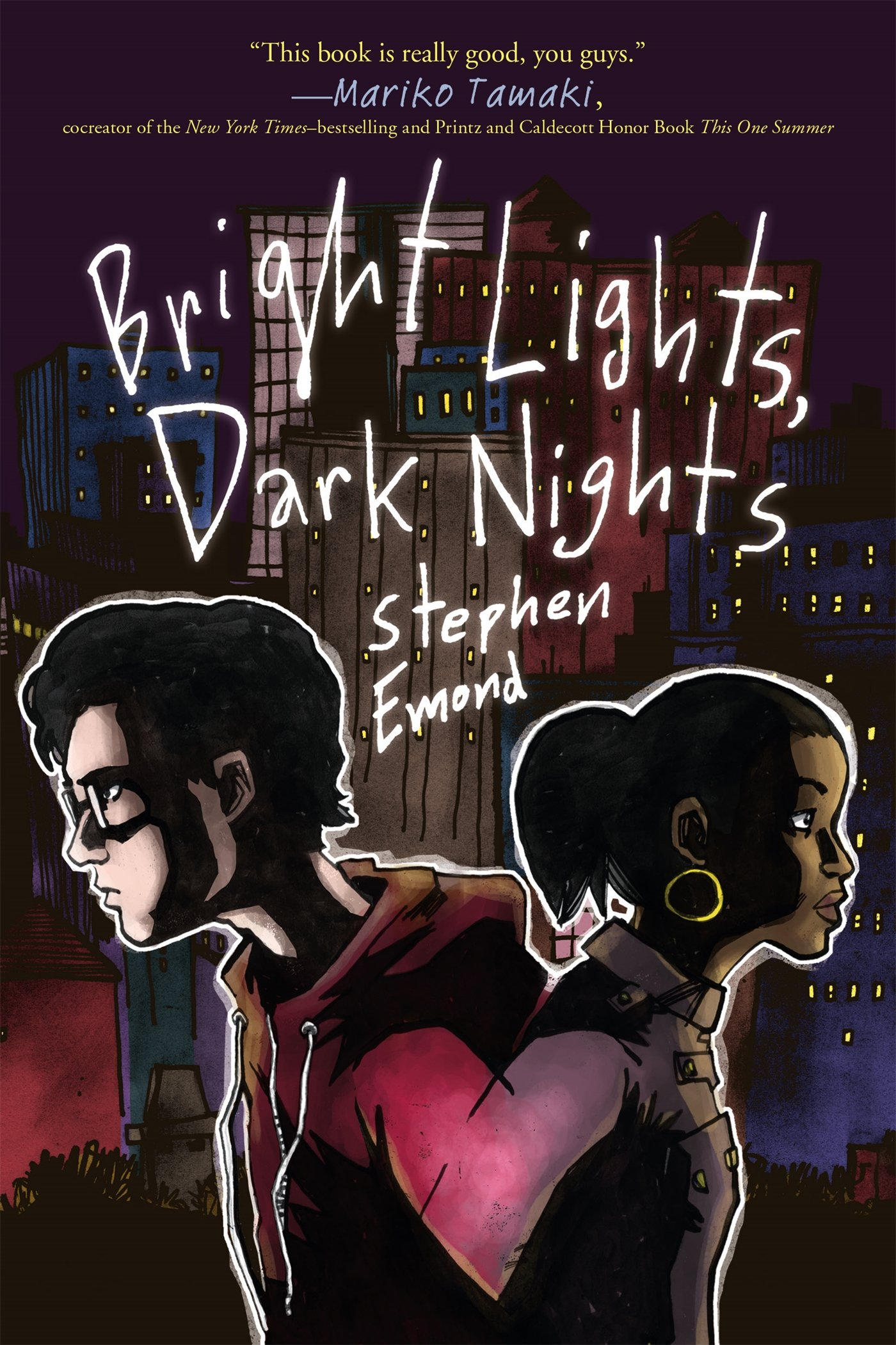 Amazon.com: Bright Lights, Dark Nights (9781250080066): STEPHEN ...