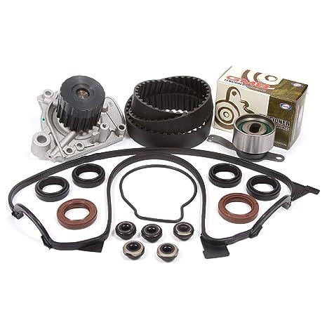 96 – 00 Honda 1.6 SOHC 16 V Vtec – d16y5 D16Y7 D16Y8 Kit de Correa