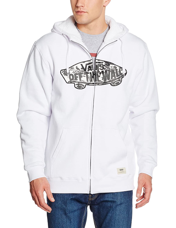 Vans Herren M Hessel Fleece/Zip Hood