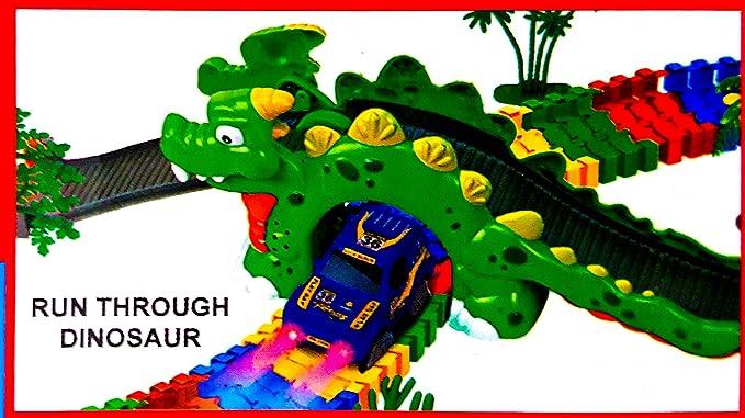 idreamtrader - Juego de 128 Piezas de Juguetes para Carrito de bebé, con luz y Suela: Amazon.es: Juguetes y juegos