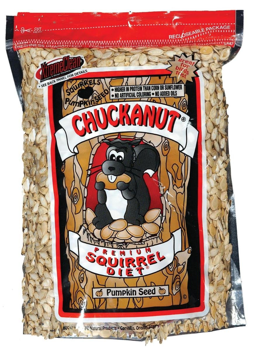 Chuckanut prime Diet Squirrel 3 livres - 790004020028 Chuck-A-Nut Products CK101 012033